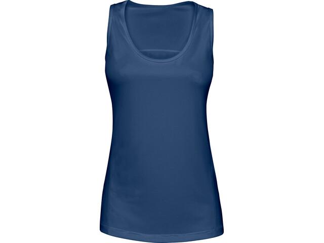 Norrøna /29 Tech Naiset Hihaton paita , sininen